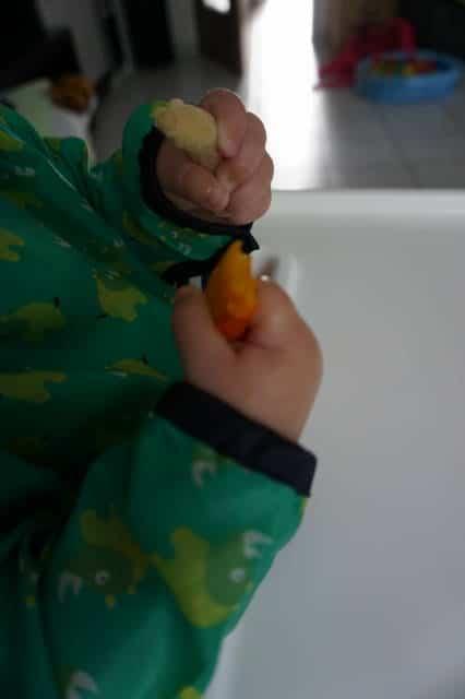 Beikoststart mit Obst und Gemüse von breifreibaby
