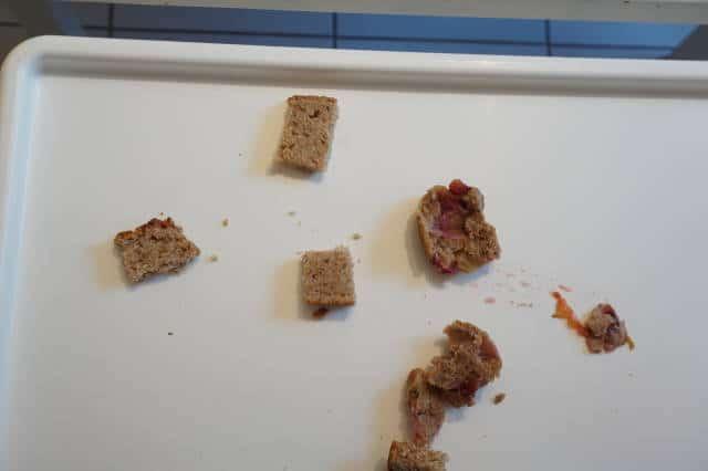 Dinkelbrot ohne Käse von breifreibaby