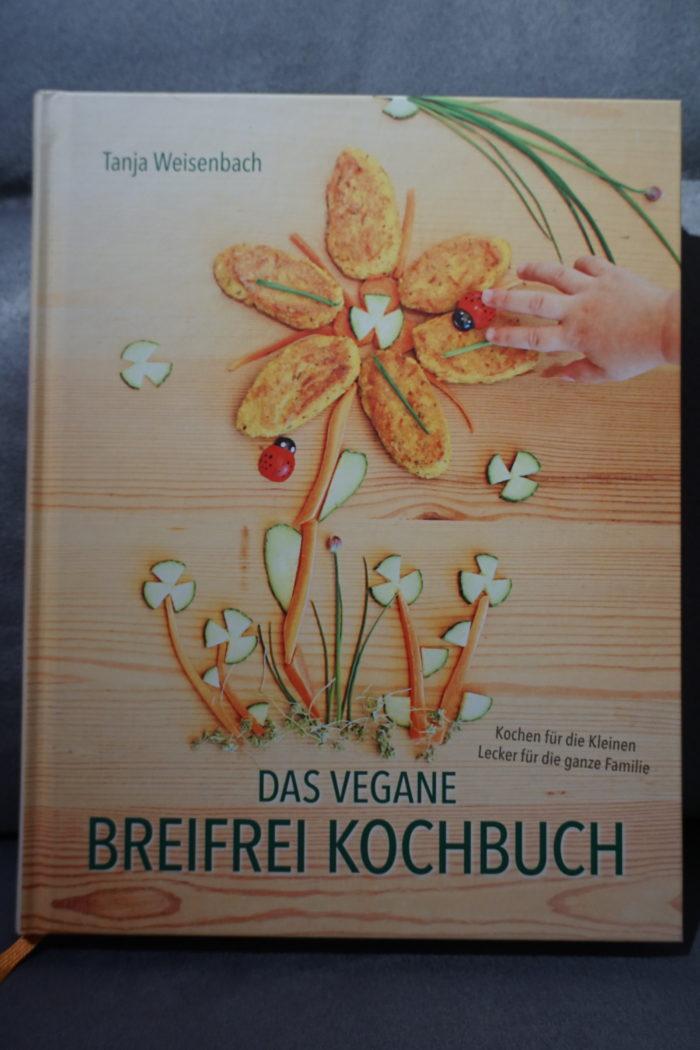 Das vegane breifrei Kochbuch, eine Rezension von breifreibaby