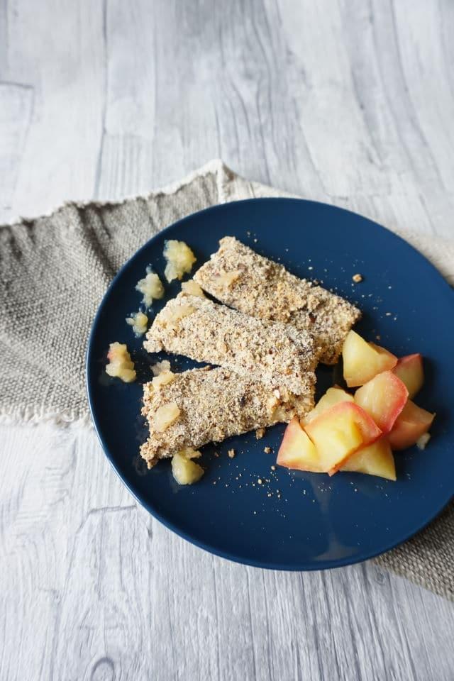 BLW Rezepte für Frühstück Baby