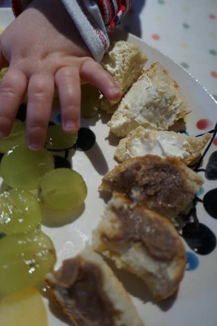 Quarkbrötchen für mein breifreibaby