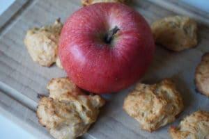 Apfelwölkchen von breifreibaby ohne Zucker