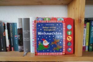 Baby Klangbuch Weihnachten mit Musik und Liedern