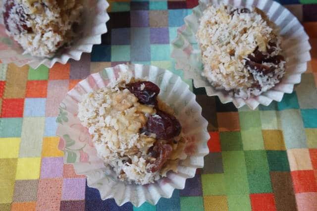 Cranberry Kokos Stillkugeln von breifreibaby