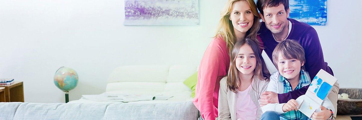 CosmosDirekt Vorteile Risikolebensversicherung - Versicherung für die Familie