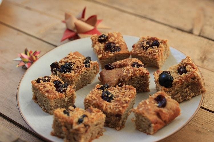 zuckerfreie lebkuchen für Breifreibabys