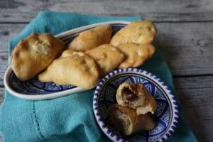 Apfeltaschen ohne Zucker von breifreibaby