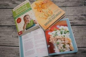 BLW Buch mit Grundlagen und Rezepten auf breifreibaby.de