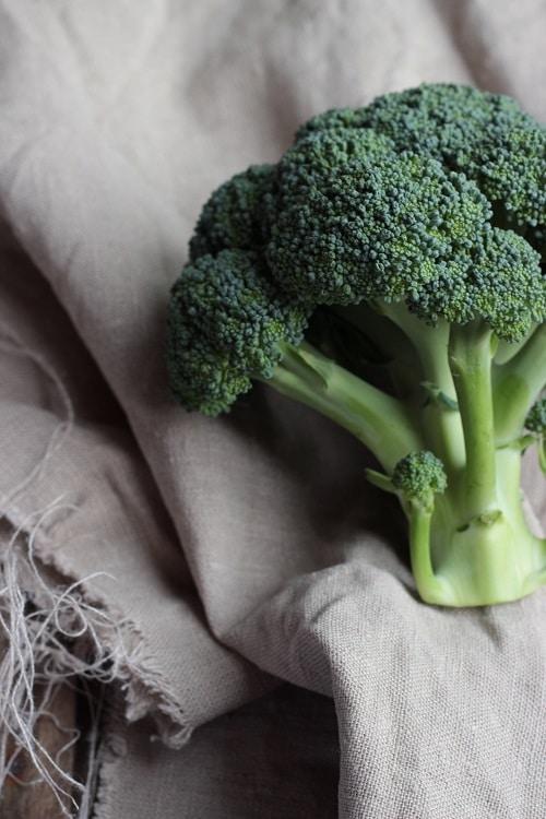 Einsteiger Gemüse baby-led weaning - Brokkoli