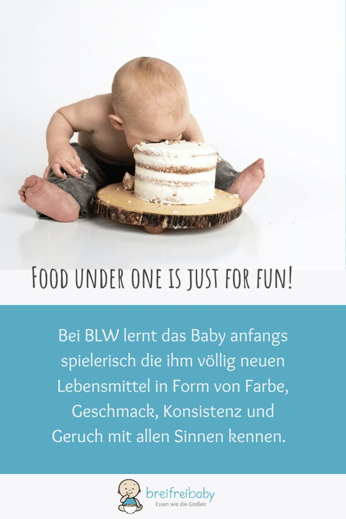 Muss das Baby von Beikost satt werden?