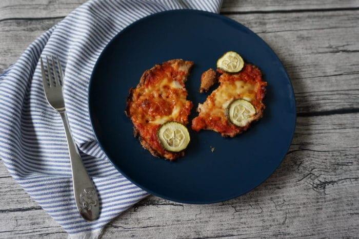 Pizza baby-led weaning geeignet von breifreibaby