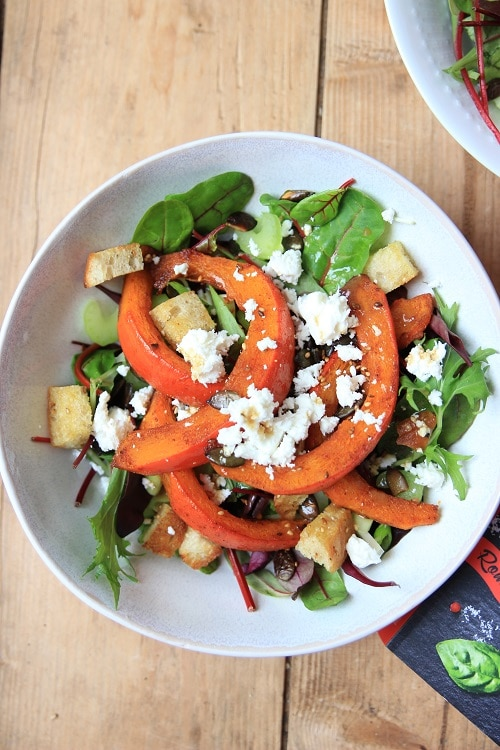 Kürbis-Feta-Salat aus Taste of Love - Geheimzutat Liebe