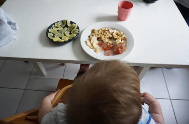 ab wann können babys essen