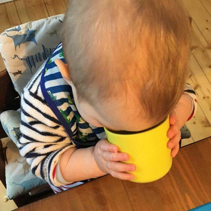 breifreie Beikost und Trinken - breifreibaby