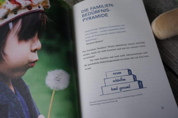 Slow Family zeigt die Bedürfnispyramid auf breifreibaby.de