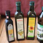 Baby Beikost Öl - wie zeigen euch, welche Öl für Baby geeignet sind.