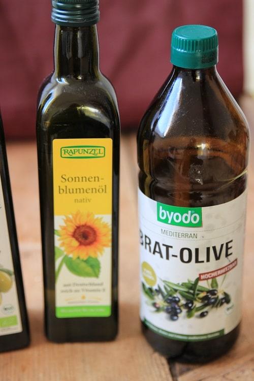 wieviel olivenöl täglich