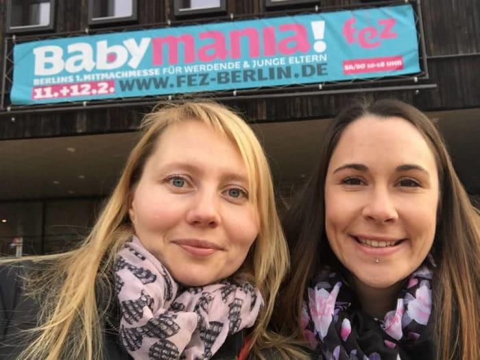 Babymania in Berlin- breifreibaby mitten drin