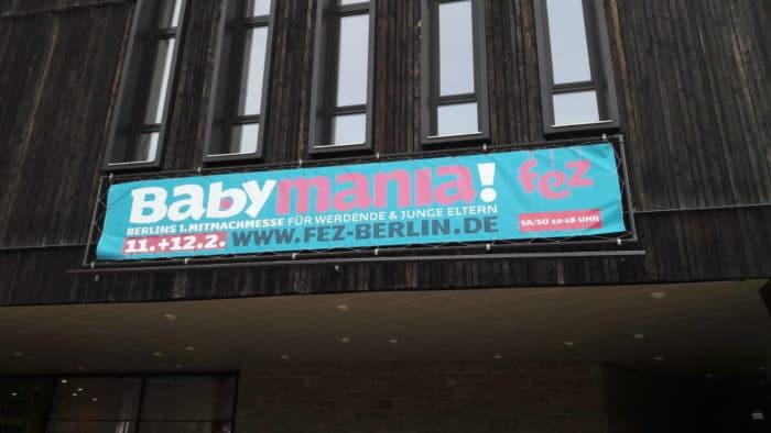 Babymania in Berlin - WiB 11-12.2.2017 von breifreibaby