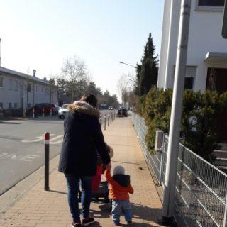 Freitagslieblinge von breifreibaby - K läuft