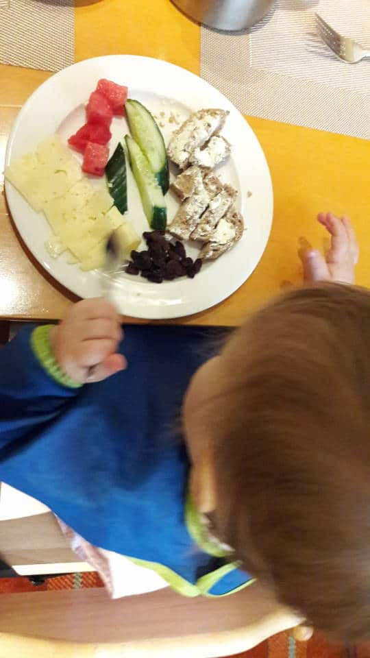 Heidelberg mit Baby - ein Wochenende in Bildern von breifreibaby