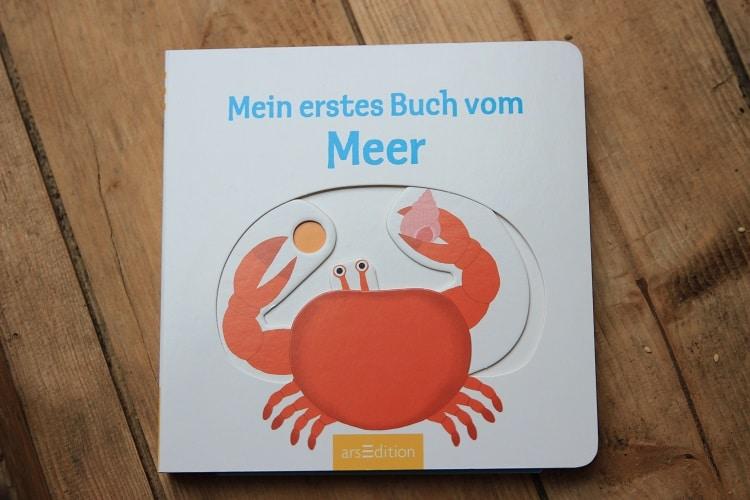 Lesetipp - mein erstes Buch vom Meer