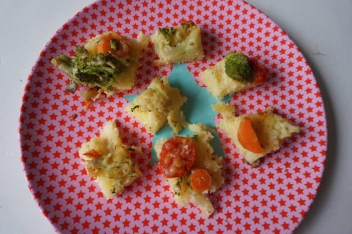 Polenta für baby-led weaning - Polentapizza von breifreibaby