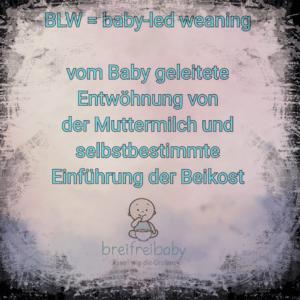 baby-led weaning - wir erklären was es ist und wie es funktioniert
