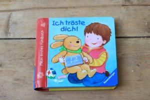 Buchtipp: K liest die Grüffelo-Gegensätze und Mein erstes Fühlbuch