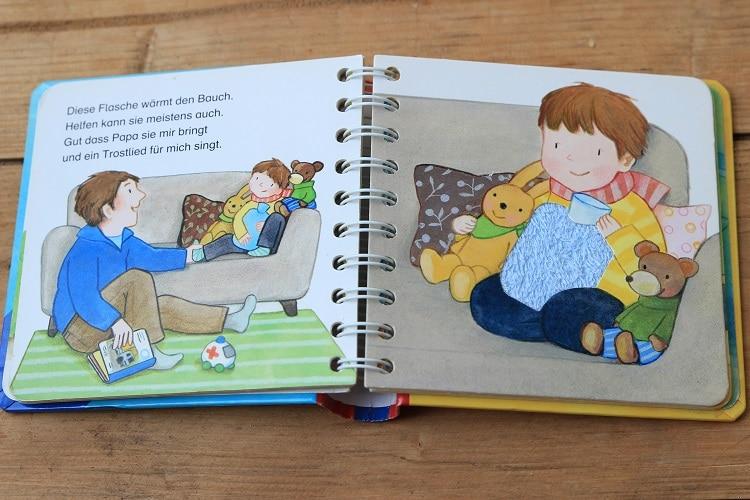 Tolle Kinderbücher: Gegensätze und Mein erste Fühlbuch - wir stellen euch beide vor