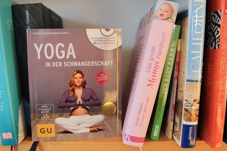 Yoga in der Schwangerschaft - Buchrezension