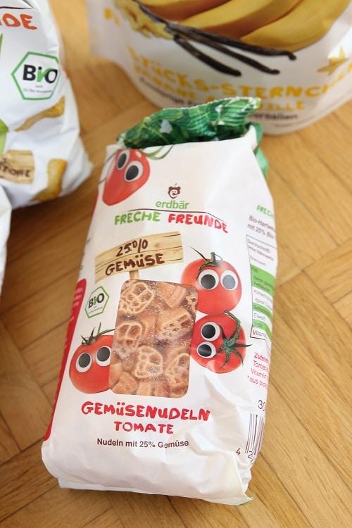 Tomatennudeln von Freche Freunde - schmecken Kindern super