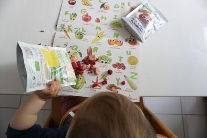 Snacks für Kinder von Freche Freunde