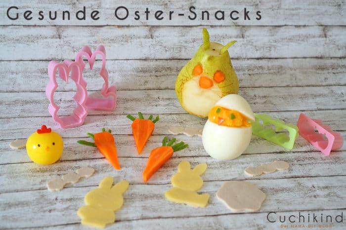 Gesunde Ostersnacks von Cuchikind auf breifreibaby.de