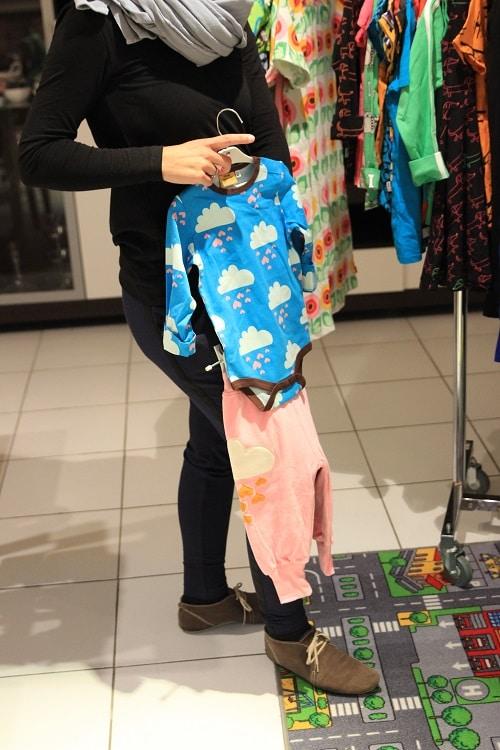 Meine Me&i party bei uns zuhause - Kleidung für Mama und Kind kaufen! Partnerlook.