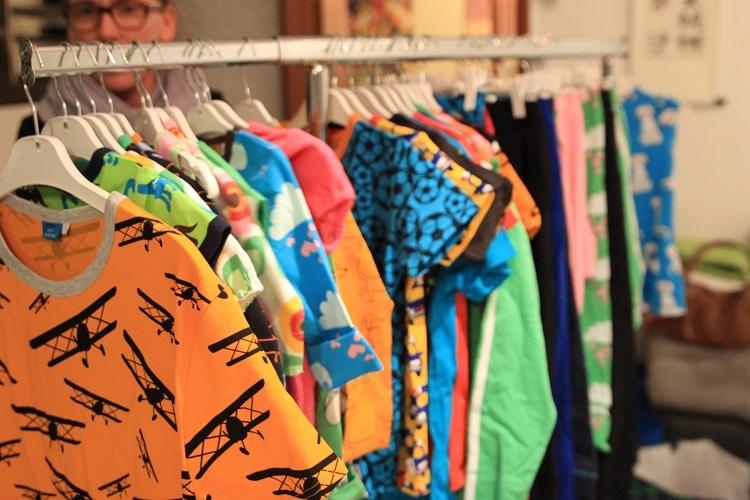 Meine Me&i party bei uns zuhause - Kleidung für Mama und Kind kaufen!