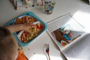 falsche Kritik an baby-led weaning und breifrei