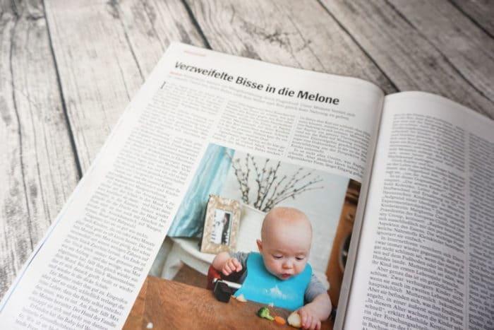 baby-led weaning Kritik im Spiegel