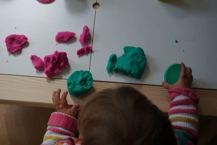 Knete für Kinder
