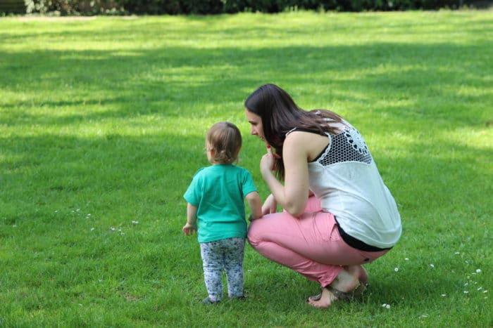 Mama und Kind Zeit - meine liebsten Familienmomente sind Draußen