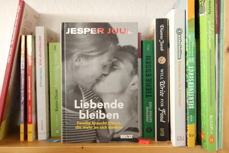 Freitagslieblinge Buchrezension Jesper Juul Liebende Bleiben