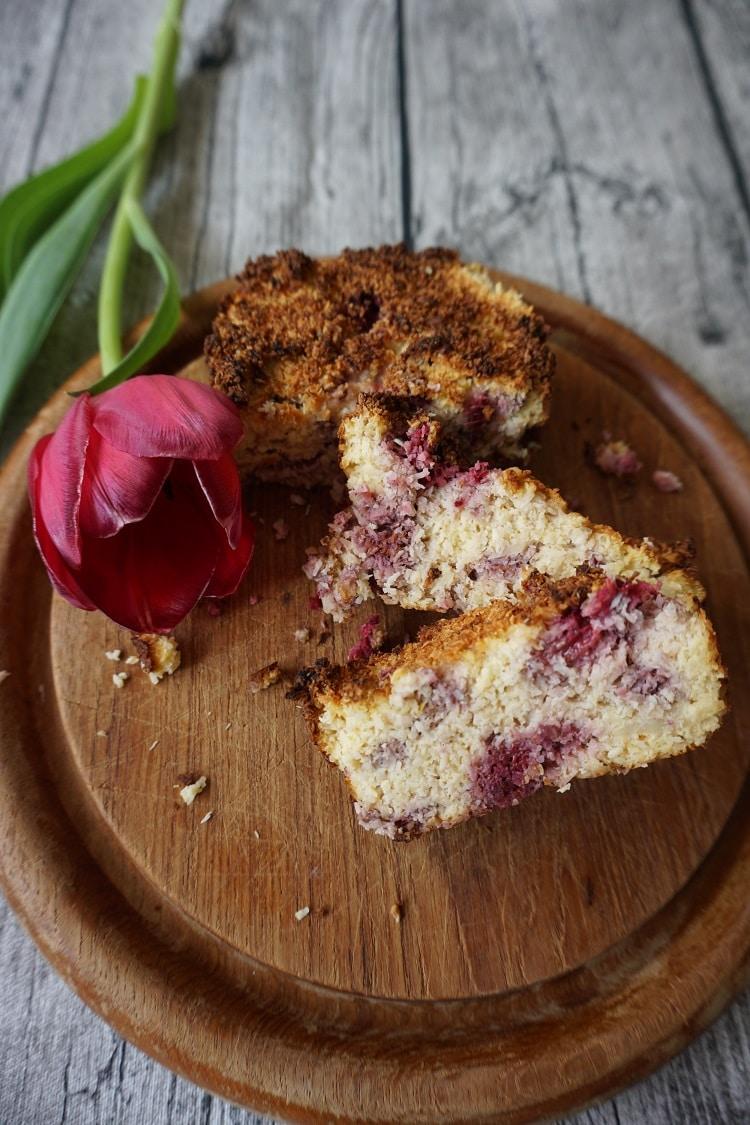 Pastinakenkuchen ohne Zucker und glutenfrei - für Babys und Kleinkinder geeignet