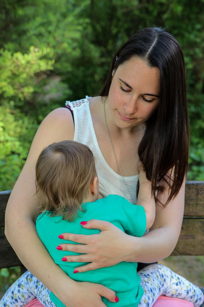 Stillbeziehung zum Baby - Langzeitstillen