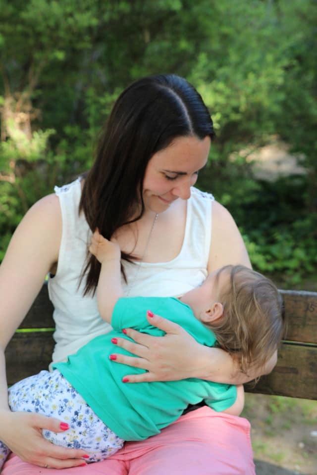 Langzeitstillen und meine Stillbeziehung zum Baby und Kleinkind