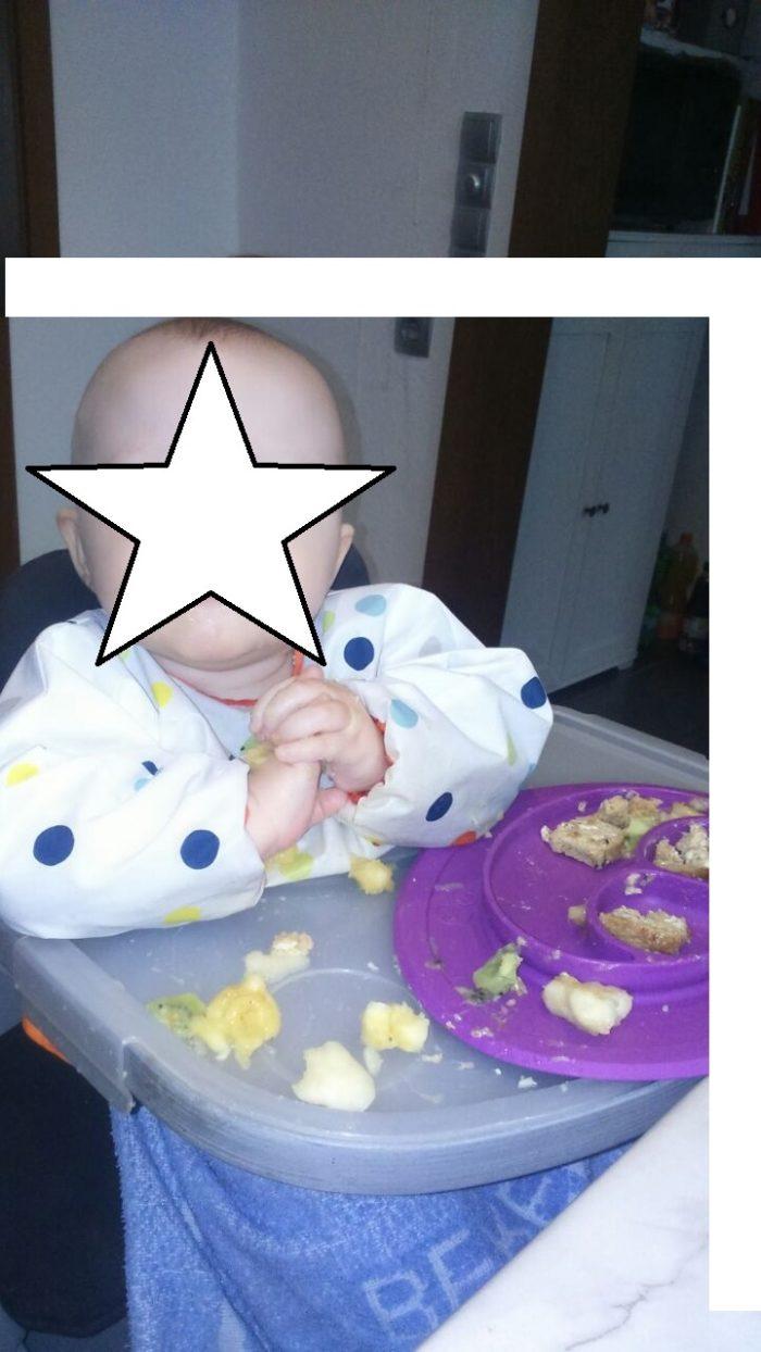 Mini Mat für breifrei bestens geeignet. Ein baby-led weaning Erfahrungsbericht von Nina