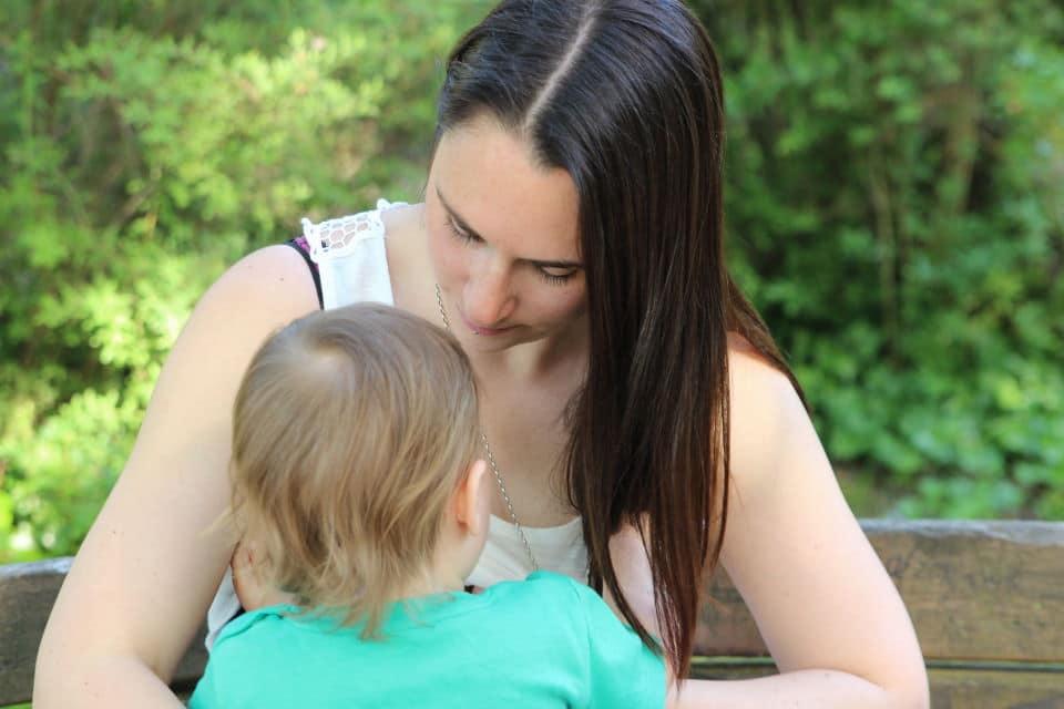 schönester Stillmoment - Stillen, Langzeitstillen und die Bindung zum Baby