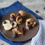 Bananenmuffins ohne Zucker für Babys