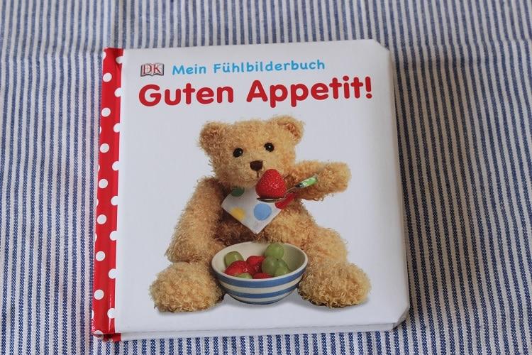 "Buchtipp: Fühlbilderbuch ""Guten Appetit"""
