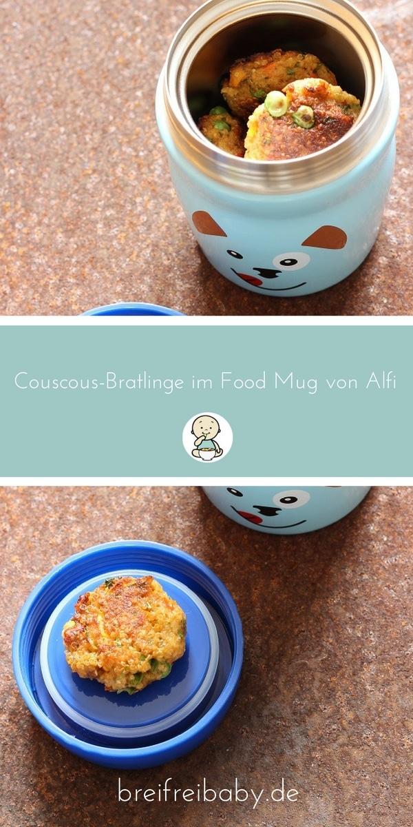 Food Mug von Alfi für das warme Essen unterwegs