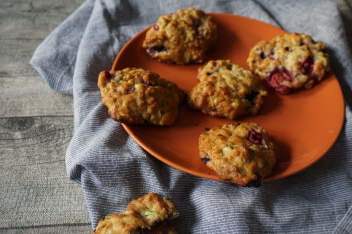breifrei und BLW Frühstück - Kekse für Babys